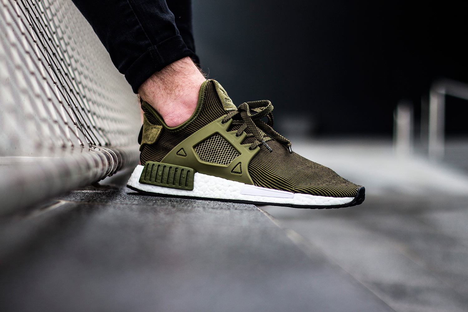 Adidas NMD XR1 Duck Camo women's and men's running shoes