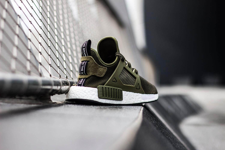 adidas nmd verde
