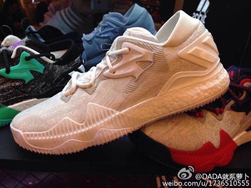 Adidas Crazy Light Boost Low Top Ewings formadores al por mayor