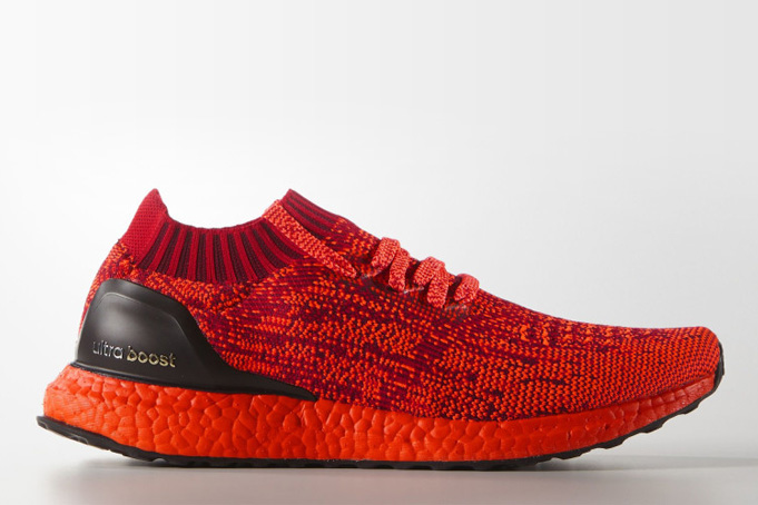 Adidas Ultra Boost Red Colour