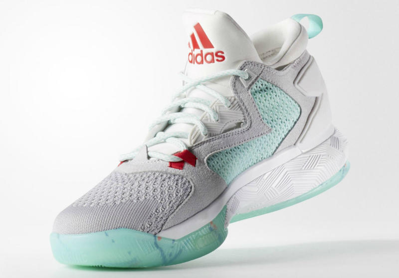 e0d389e6f743c This Looks Like They Could be the Best adidas D Lillard 2 Yet ...
