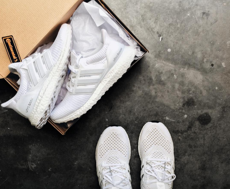 the latest cefbe b51bb adidas Ultra Boost 2.0 'White on White' | Detailed Look and ...