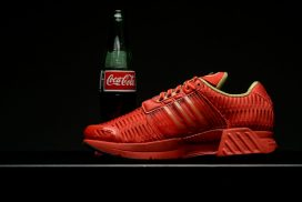 Drink Up the Coca-Cola x adidas Clima Cool 1