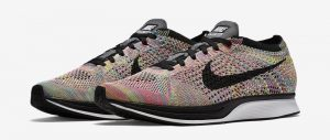Get an Official Look at the Nike Flyknit Racer 'Multicolor'