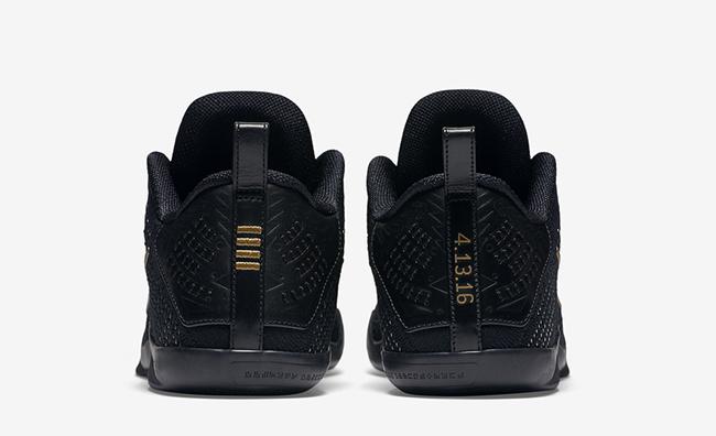Nike Kobe 11 'Fade to Black' - WearTesters