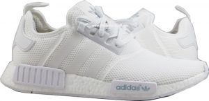 Sneaker Farm Brings Us the Triple White adidas NMD R1
