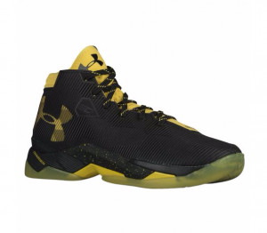 Under Armour Curry 2.5 'Taxi' Available Now