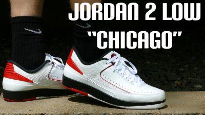 Air Jordan 2 Low Chicago THUMBNAIL
