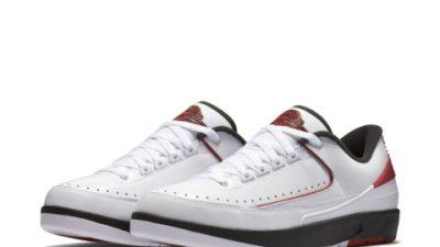 Air Jordan 2 Retro Low %22Chicago%22 4