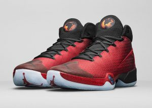 Release Reminder: Air Jordan XXX (30) 'Gym Red'