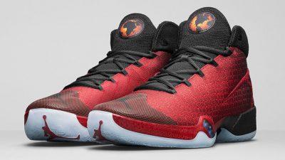 Air Jordan XXX (30) 'Gym Red'-5