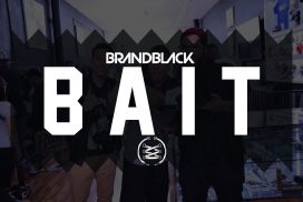 BrandBlack X WearTesters Ether Release Recap at BAIT SF
