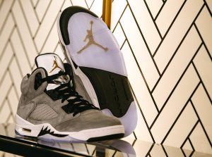 The Air Jordan V Retro 'Trophy Room'
