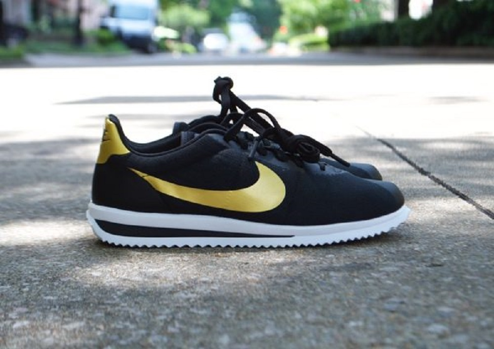 Following up the Metallic Gold colorway of the Nike Cortez that we recently  took a look  DSC 0979-600x424 ... ae28d6673a0c