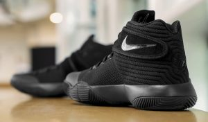 Get Up Close and Personal with the Nike Kyrie 2 'Triple Black'