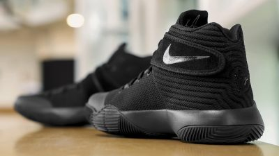 Get Up Close and Personal with the Nike Kyrie 2 'Triple Black' 3