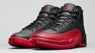 Get an Official Look at the Air Jordan 12 Retro 'Flu Game' 4