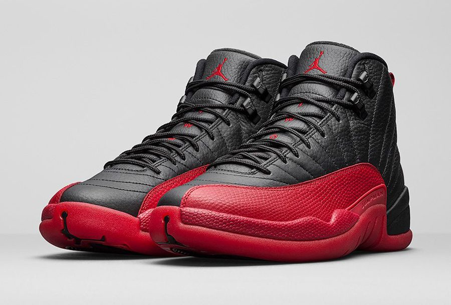og air jordan 12 flu game shoes