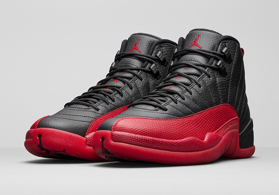 Air Jordan Retro 12 Rouge Noir lR29OvpOfb