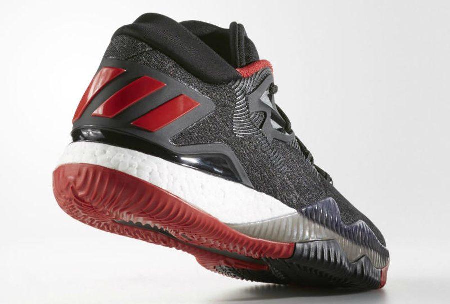 Adidas Crazylight Impulsar Baja Negro 341YfIq