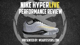 Nike Hyperlive Performance Review