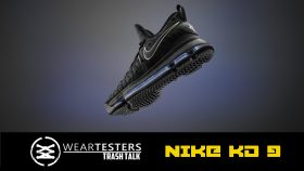 WearTesters Trash Talk: Nike KD 9