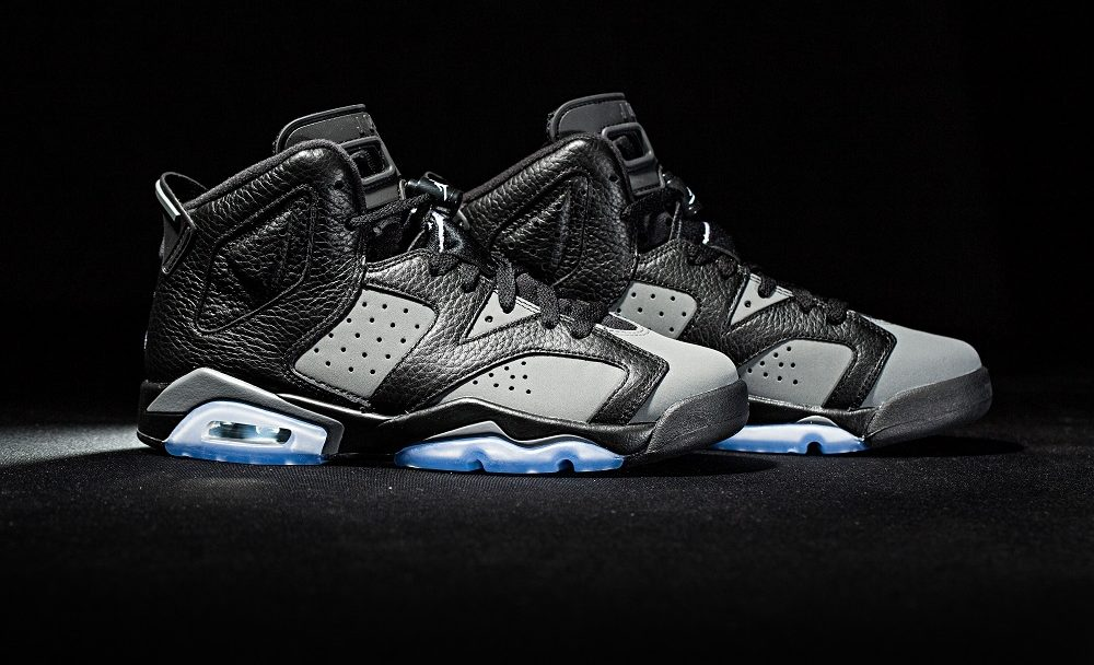 2012 New Air Jordan 6 VI Retro Mens Shoes Cool Grey
