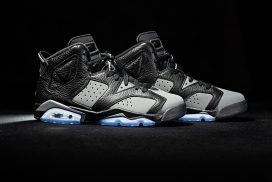 Air Jordan VI GS Cool Grey