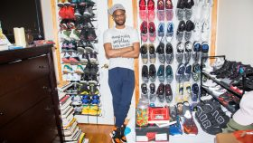 """Author Mychal Denzel Smith """"Needs to Wear His Sneakers"""""""