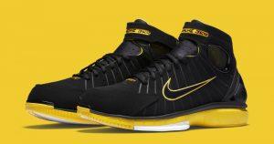 Nike Brings Back the Huarache 2K4 in 'Yellow Maize'
