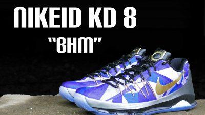 Nike KD 8 BHM THUMBNAIL