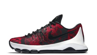 Nike KD 8 EXT %22Floral%22 2