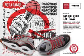 Finally, the Reebok Question Practice