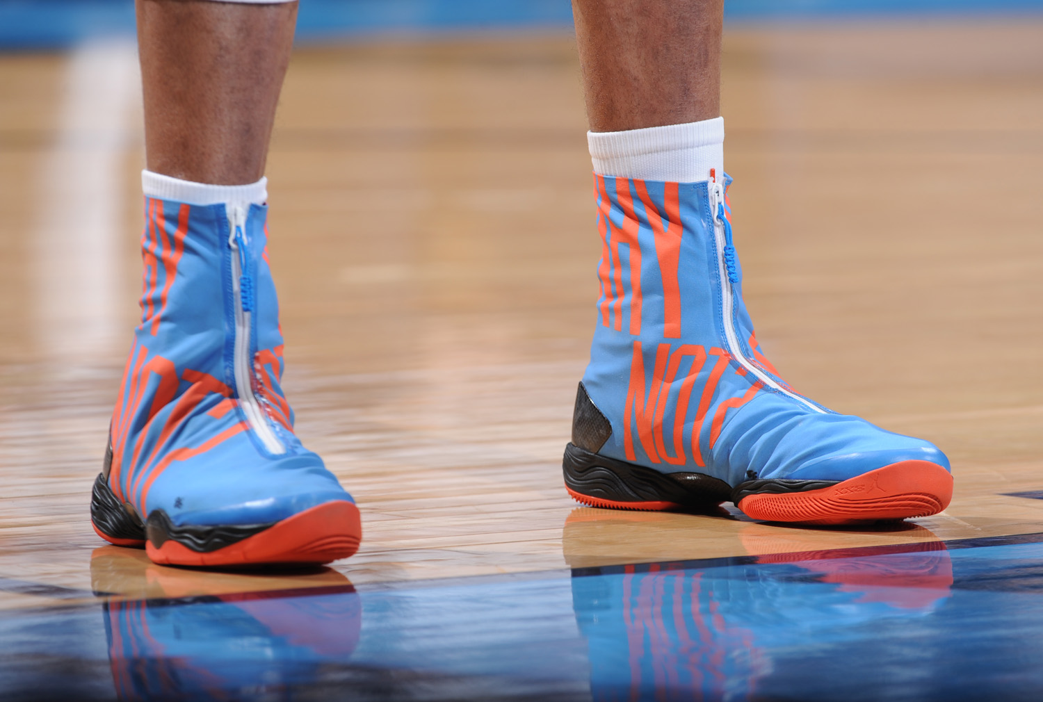 Russell Westbrook Brought Back the Air Jordan XX8 ...