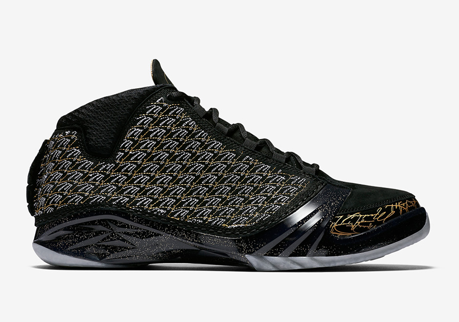 The Black \'Trophy Room\' Air Jordan XX3 is Set to Release Online