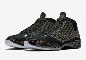 The Black 'Trophy Room' Air Jordan XX3 is Set to Release Online