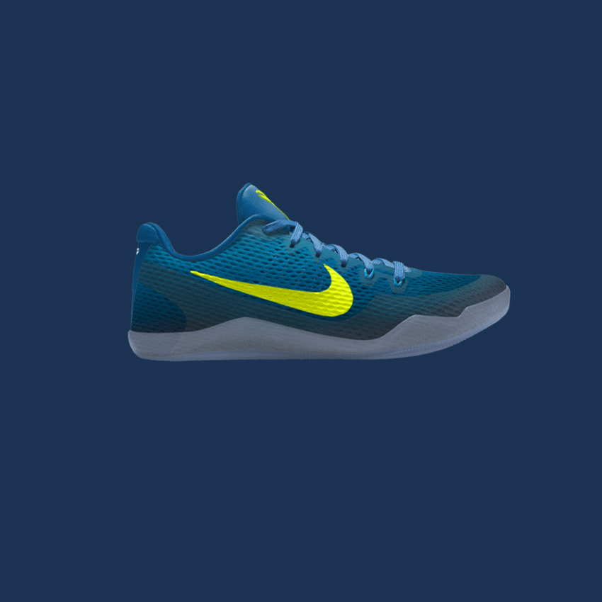 The Kobe XI EM is Now Available on NikeiD-5
