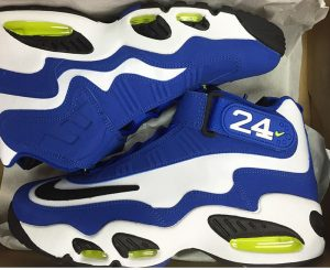 The Nike Air Griffey Max 1 Returns in Varsity Royal/ Volt