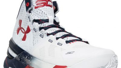 The Under Armour Curry 2 'USA' Gets a Release Date 1