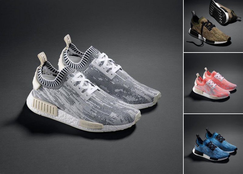Blue Boost Hits the adidas NMD R1 Primeknit WearTesters