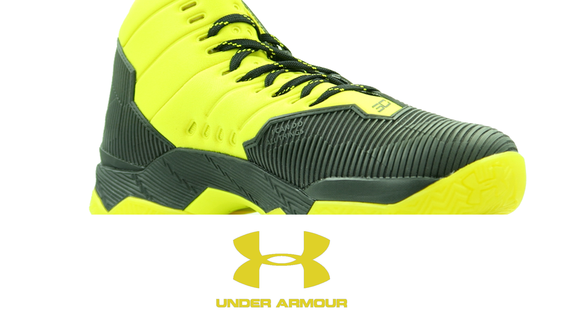 Under Armour Curry 2 5 Black Taxi | Detailed Look and Review Main