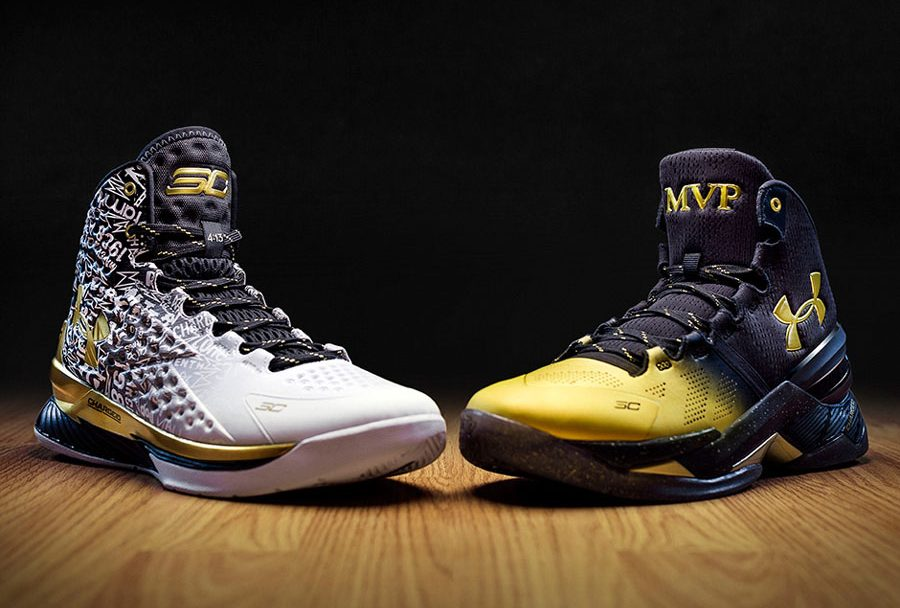 Under Armour Curry Back 2 Back MVP Pack 1