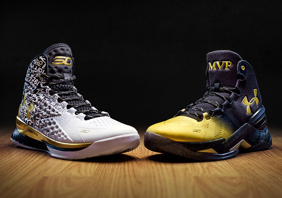 super popular 83a35 03f2a The UA Curry 'Back 2 Back MVP' Gets New Date - WearTesters