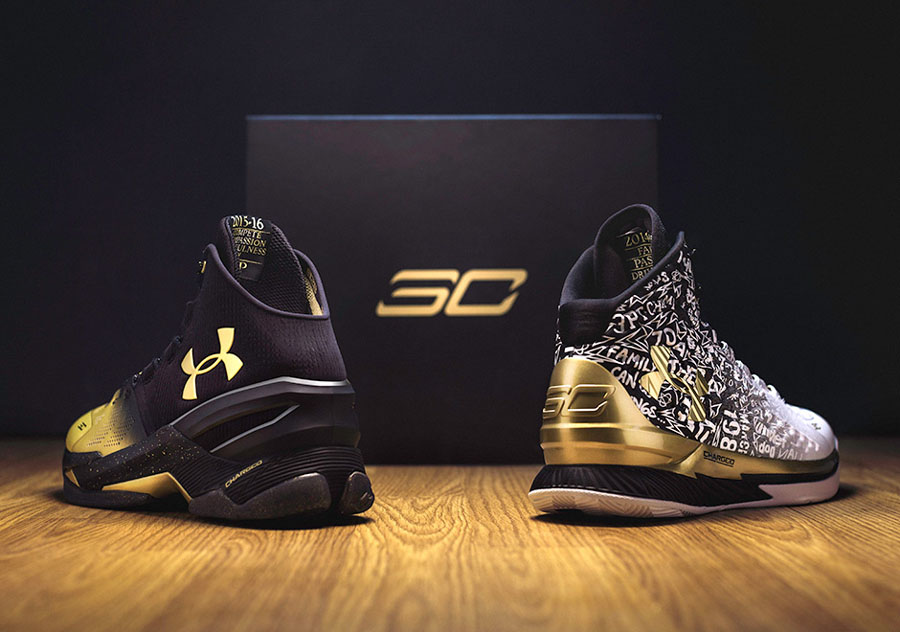 Under Armour Curry Back 2 Back MVP Pack 2