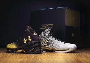 The Under Armour Curry 'Back 2 Back MVP' Pack is Available Now