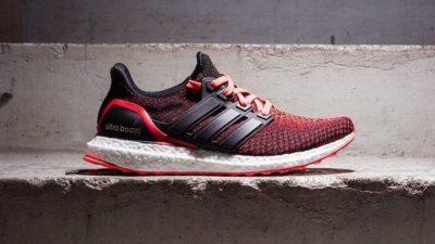 adidas Ultra Boost 'Solar Red'