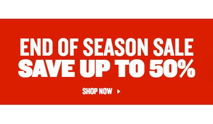 finish line end of season sale
