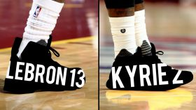 LeBron vs. Kyrie: Who Had the Better PE