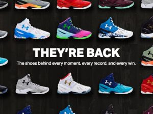 Under Armour has Restocked Almost All Curry Two Colorways