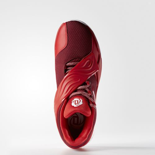 c84be0fb5508 ... adidas D Rose Englewood III - Black Red (5) AQ8108 02 standard ...